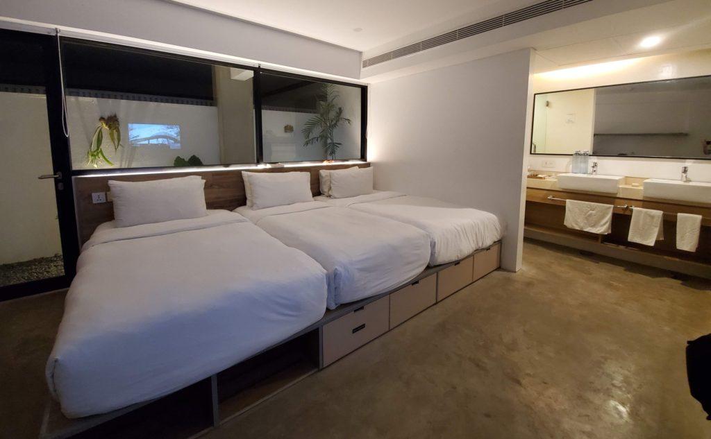 Loyd's Inn Bali客室