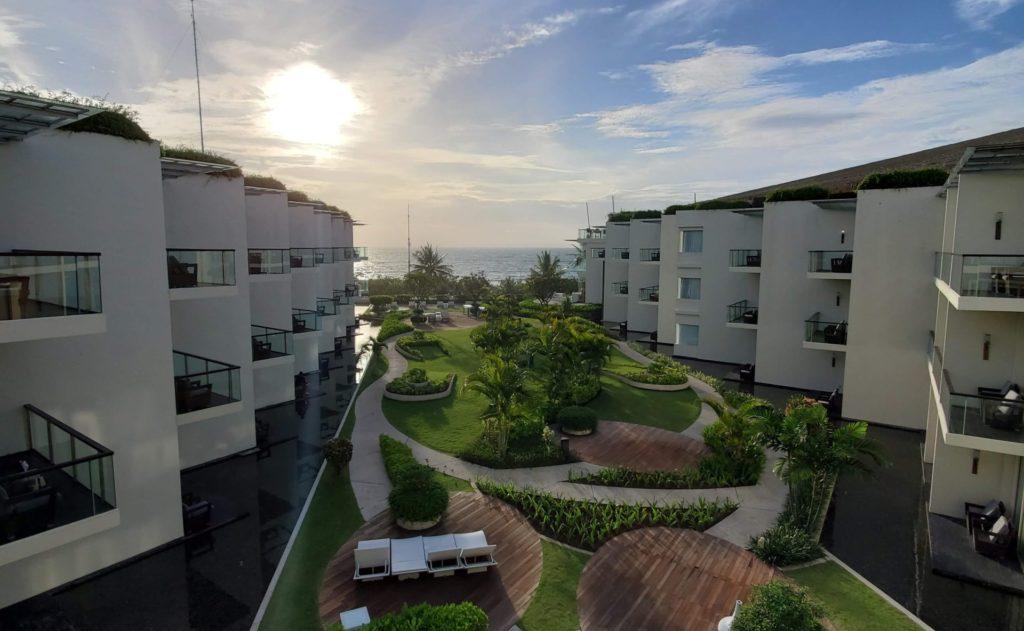 Sheraton Bali Kuta Resort全体