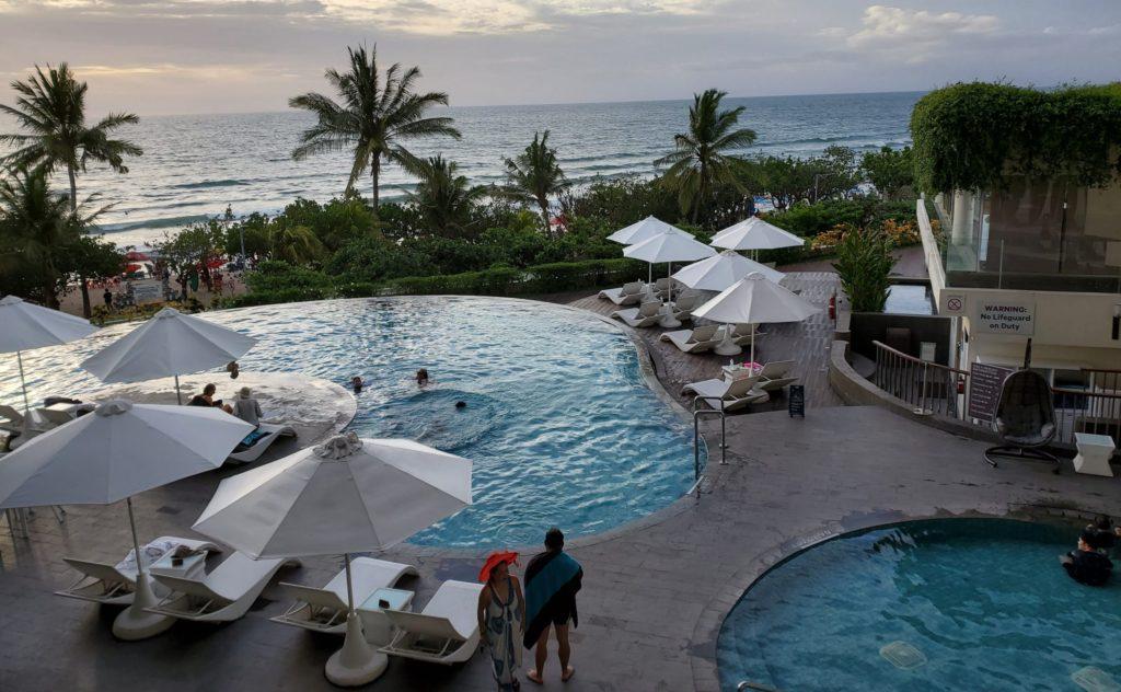 Sheraton Bali Kuta Resortプール