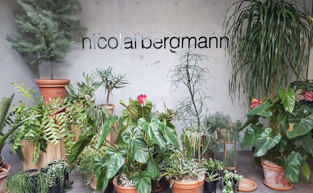 ニコライバーグマンカフェ