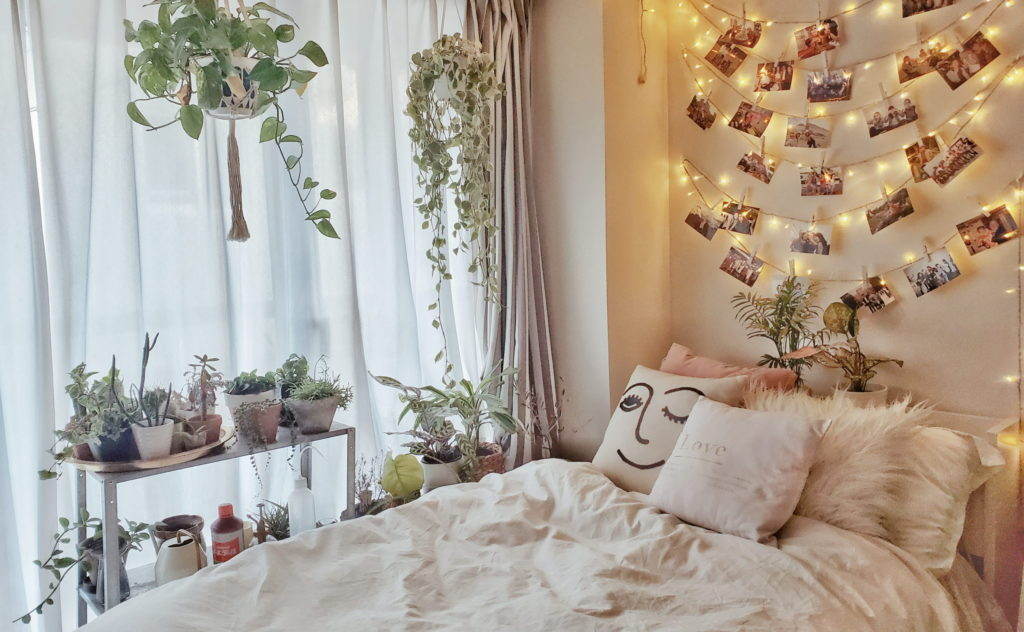AFTERベッド周り横写真