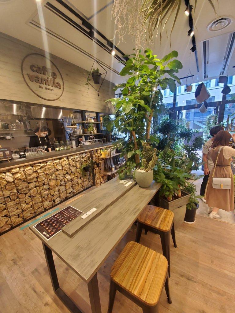 caffe vanilla さっぽろ店 札幌カフェ
