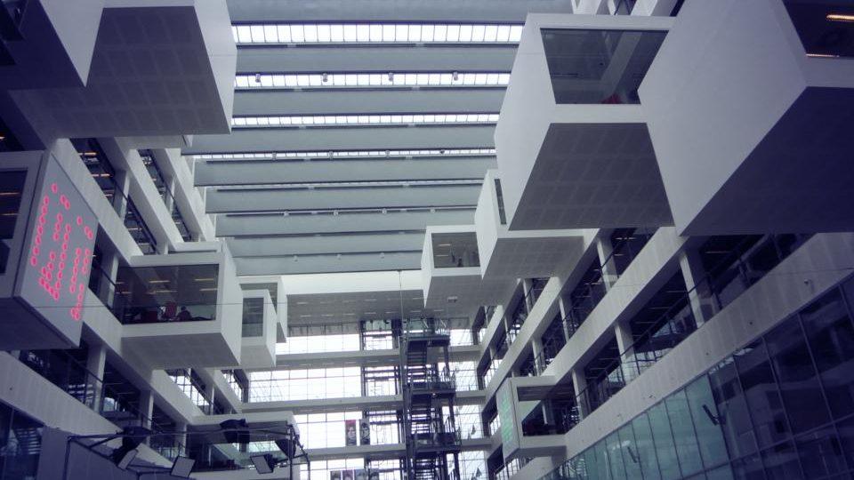 コペンハーゲンIT大学 コペンハーゲン建築