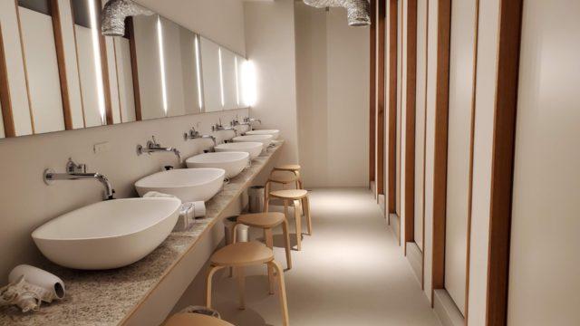 UNPLAN福岡共有シャワールーム
