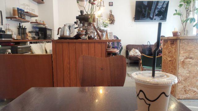 TWEENER COFFEE SHOP店内