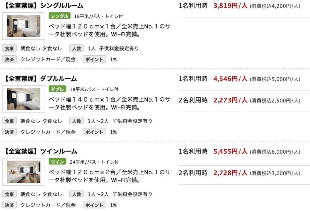 フェアフィールド・バイ・マリオット札幌楽天トラベル