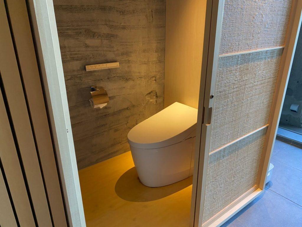 sou hotel #201 トイレ